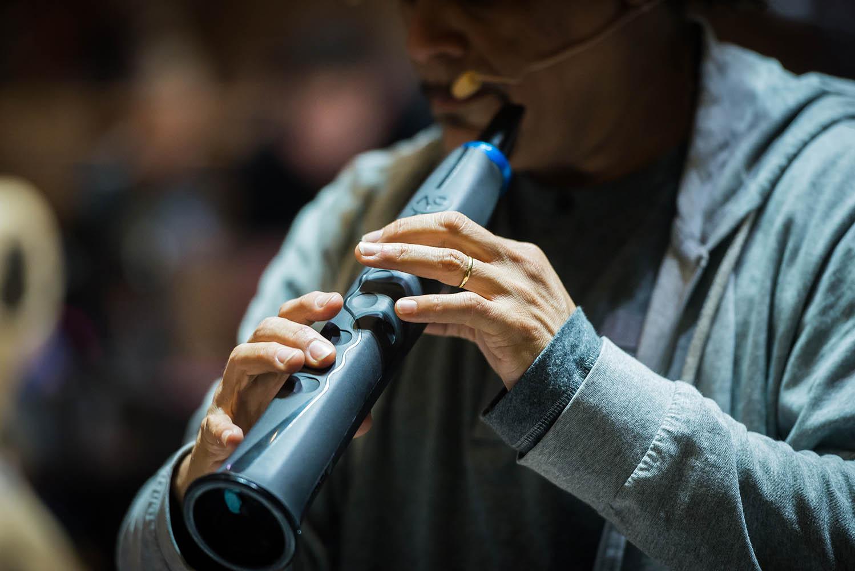 sylphyo electronic midi flute